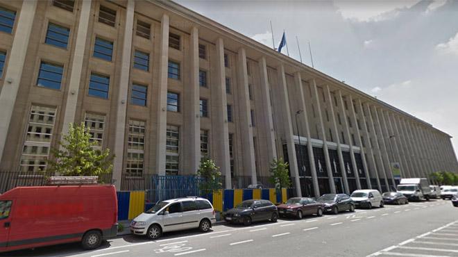 Le boulevard Berlaymont à Bruxelles est resté bouclé toute la matinée: que s'est-il passé?