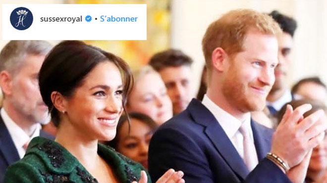 Meghan Markle gère-t-elle le compte Instagram officiel qu'elle partage avec Harry? Les indices qui ne trompent pas