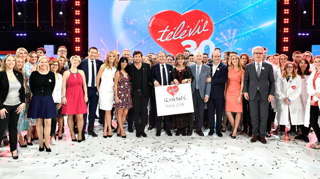 Ce lundi 22 avril 2019, c'est le Télévie en fête sur l'Esplanade de la Citadelle de Namur!