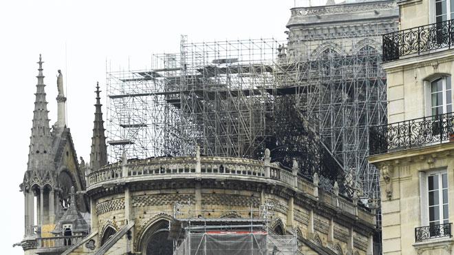 Notre-Dame: les musulmans appelés à se mobiliser pour la reconstruction