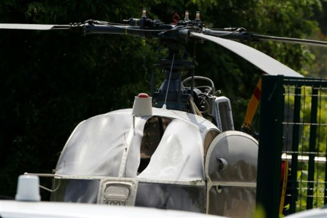Evasion de Redoine Faïd- le pilote de l'hélicoptère pris en otage en garde à vue