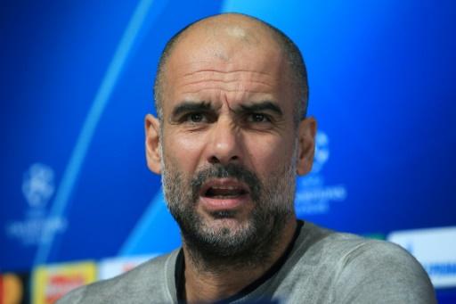 Manchester City: c'est maintenant ou jamais,  insiste Guardiola