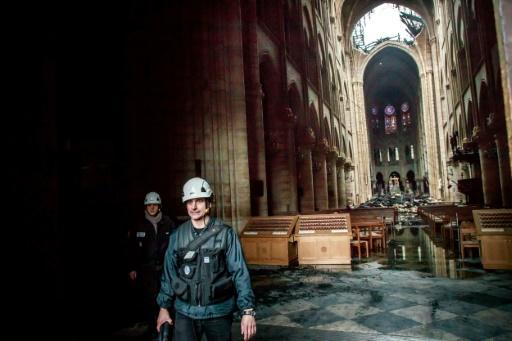 Notre-Dame: enquêter sur les incendies, un métier d'experts