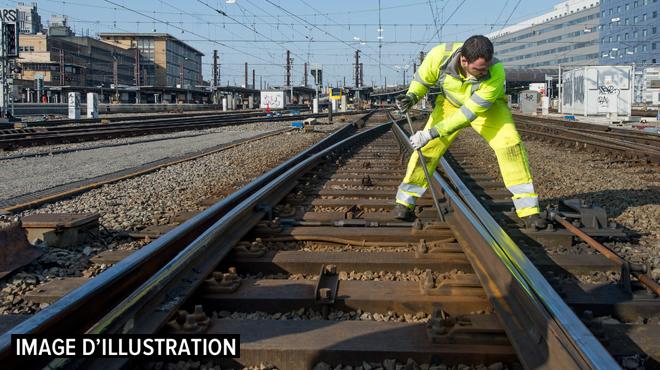 Le trafic ferroviaire interrompu entre Hal et Tournai: un corps a été découvert sur les voies