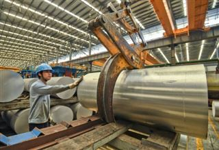 Chine- la croissance résiste au premier trimestre, à 6,4%