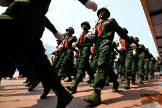 Birmanie - 30 ans après sa création, l'armée rebelle des Wa au faîte de sa puissance