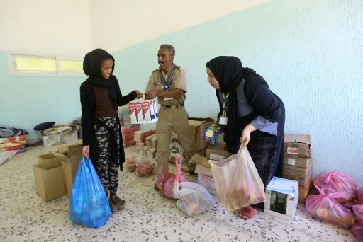 Près de Tripoli, le désarroi des déplacés du conflit en Libye