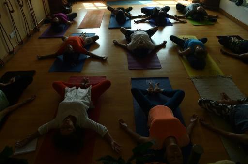 A Berlin, un cours de yoga reconnu comme formation professionnelle