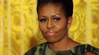Michelle Obama était sur la Seine au moment de l'incendie de Notre-Dame- le bateau a dû dévier sa route