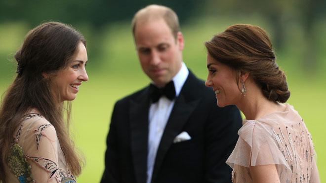 Rose Hanbury n'est pas passée inaperçue le jour du mariage de Kate et William
