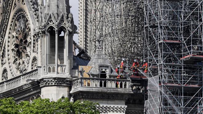 L'entreprise d'échafaudages de Notre-Dame se défend: voici ce que ses ouvriers ont fait avant l'incendie