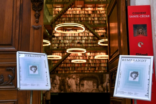 Grenoble: une exposition permanente de gravures de Rembrandt