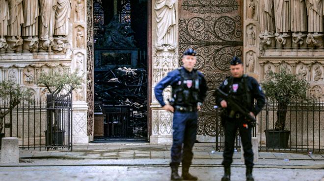 Incendie à Notre-Dame à Paris: les enquêteurs restent encore prudents sur la cause précise du sinistre