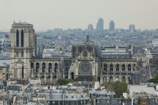 Autour de 850 millions d'euros de dons pour la reconstruction de Notre-Dame