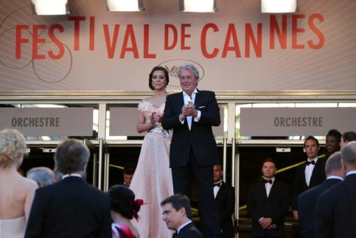 72e Festival de Cannes: une Palme d'honneur pour Alain Delon