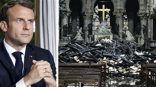 Est-ce réellement possible de reconstruire Notre-Dame en seulement 5 ans comme le promet Macron?