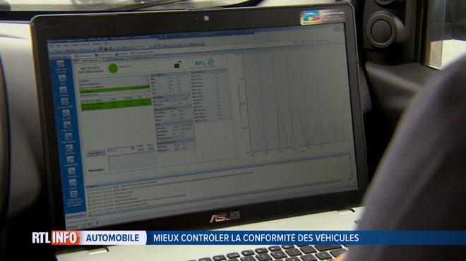La pollution des voitures en Wallonie va être mieux contrôlée grâce à de nouveaux outils: une réponse au