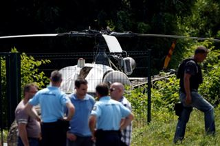 Redoine Faïd- gardes à vue levées du pilote de l'hélicoptère et de deux proches