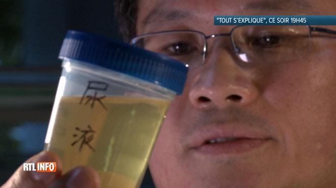 Et si votre urine cachait des supers pouvoirs?