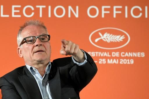 Cannes: les 19 films en compétition