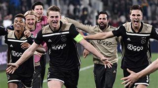 Le joli geste de la Fédération néerlandaise de foot pour l'Ajax 5
