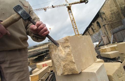 Restaurer Notre-Dame: le temps long des artisans Compagnons