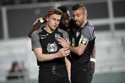 Jupiler Pro League - Eupen accroche Saint-Trond (1-1) mais reste dernier