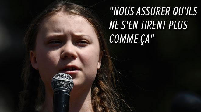 Climat: Greta Thunberg adresse un nouveau message fort à Londres