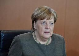 Angela Merkel félicite Zelensky et l'assure du soutien de l'Allemagne