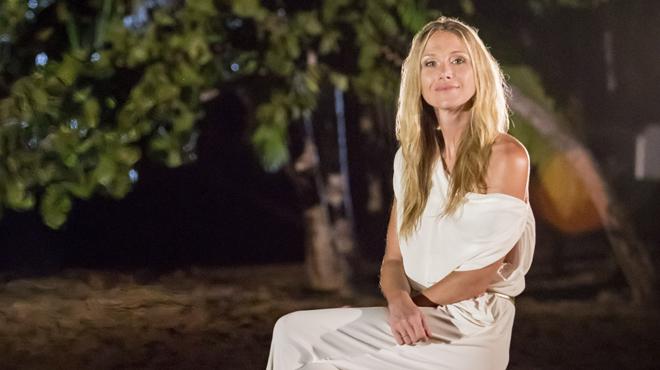 Julie Taton est la nouvelle présentatrice de L'île de la tentation: