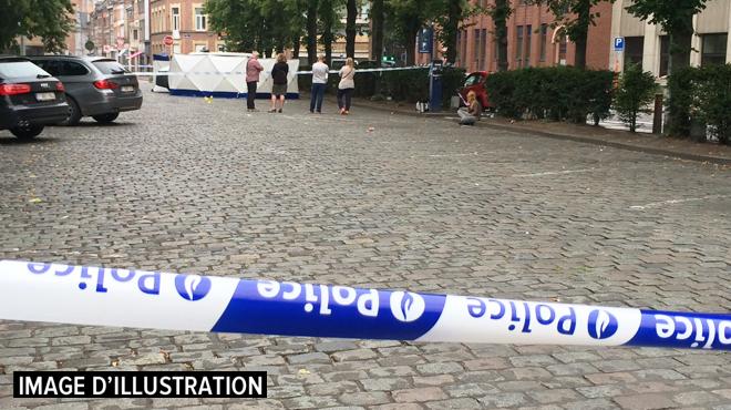 Mons: une jeune femme tuée de plusieurs coups de couteau dans la nuit de lundi à mardi