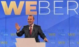 Elections 2019 - Européennes- le chef de la droite lance sa campagne à Athènes, berceau de la démocratie