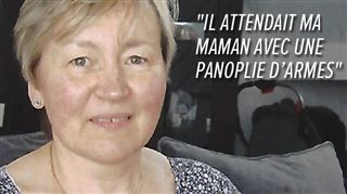 Les enfants de Claudine, tuée dans son jardin à Saint-Nicolas, en colère- Après un an, on libère un assassin, c'est révoltant 3