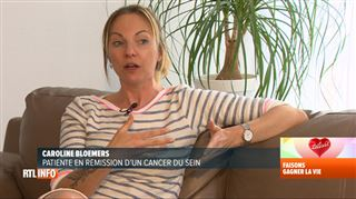 Comme Angelina Jolie, Caroline a dû se faire enlever les seins et les ovaires pour éviter les récidives d'un cancer- Je n'ai pas eu le choix (vidéo) 4