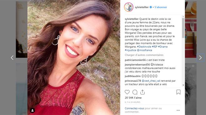 Une ancienne Miss décède tragiquement à 22 ans