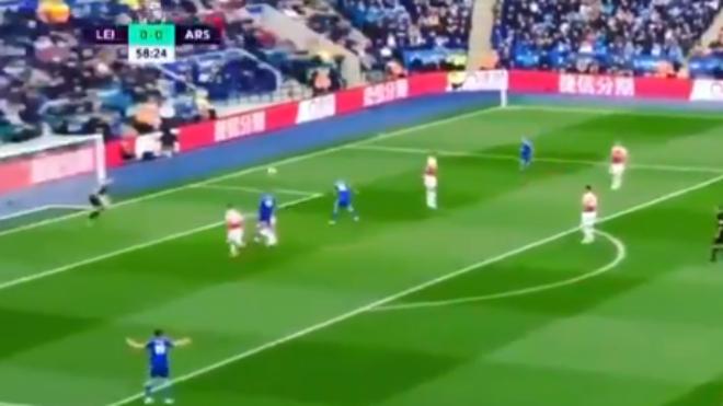 Arsenal chute sur la pelouse de Leicester - Fil info - Angleterre - Etranger