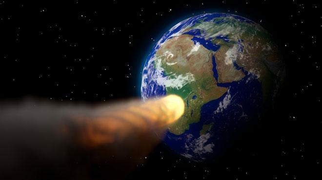 Si un astéroïde fonçait sur la Terre, que ferait-on?