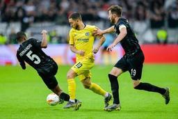 Europa League - Chelsea et Hazard font la bonne opération à Francfort, Arsenal bat Valence