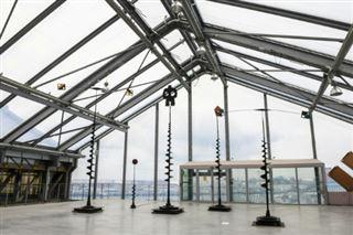 A Dunkerque, l'industrie à l'oeuvre dans une triennale d'art contemporain