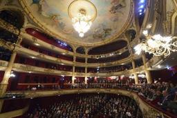 Opéra royal de Wallonie: Le SPF Santé publique prendra