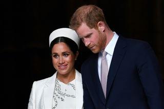 Harry et Meghan- une naissance pour parfaire une romance royale