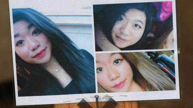 Disparition de Sophie Le Tan: des traces de sang de l'étudiante sur les chaussures du suspect