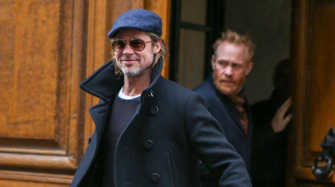 Brad Pitt et Jennifer Aniston à nouveau en couple? L'acteur répond clairement