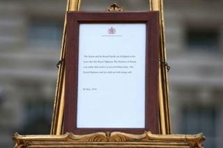 Le nouveau bébé royal renforce le clan du prince Charles