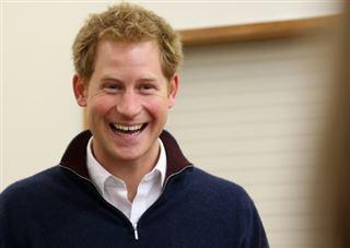 Le prince Harry, ex-trublion reconverti en père de famille