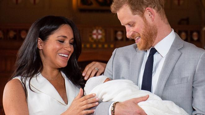Un bébé EN OR: voici le coût EXORBITANT de la grossesse de Meghan Markle jusqu'à la naissance d'Archie