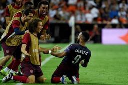 Europa League - Arsenal premier qualifié pour la finale, Chelsea-Francfort en prolongations