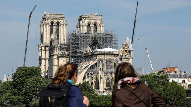 Les millions récoltés pour Notre-Dame à Paris fait des envieux: des milliers de petites églises sont en péril en France