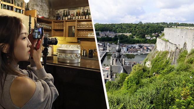 8 milliards d'euros de retombées économiques, 12.5 millions de visiteurs: pourquoi la Wallonie a-t-elle réussi son année TOURISTIQUE
