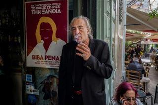 En Grèce, mobilisation pour faire respecter la loi anti-tabac